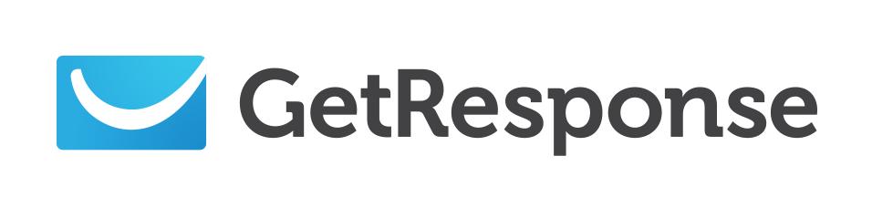 GetResponse logo aplikacja do wysyłania wiadomości email, narzędzie do email marketingu, program do newslettera