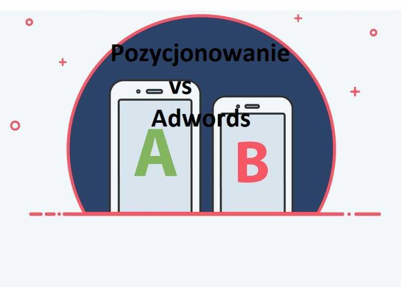 Pozycjonowanie czy adwords czyli linki sponsorowane