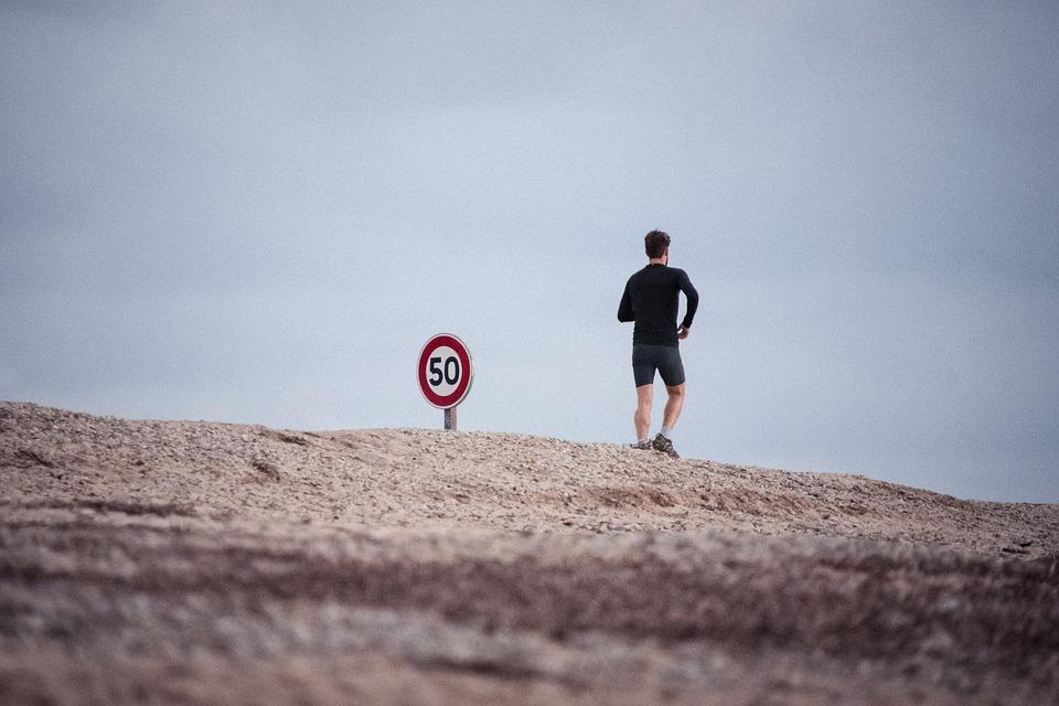 bieganie pozwala zniwelować ograniczenia i lepiej myśleć