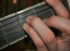 akord gitarowy hmoll