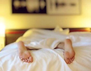 Jak spać żeby się wyspać?