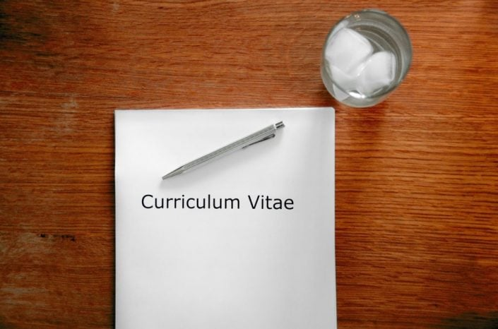Błędy w CV / Najczęstsze błędy w Cirriculum Vitae