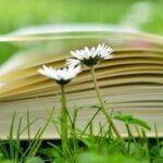 Przed snem higiena snu - czytanie książki, relaks