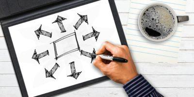 Sketchnotki = myślenie wizualne w biznesie