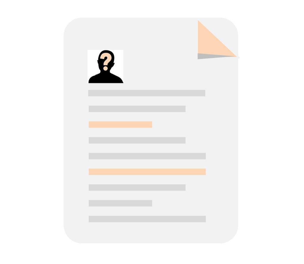 Najczęstsze błędy w CV - zawieranie niepotrzebnych informacji