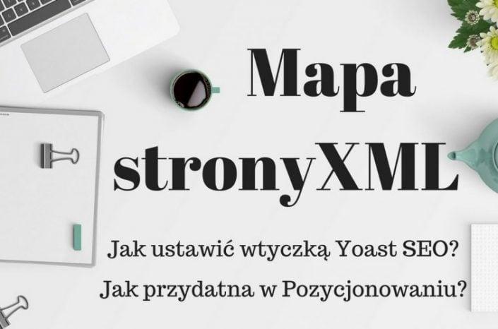 Yoast SEO Sitemap stworzy mapę strony Wordpress
