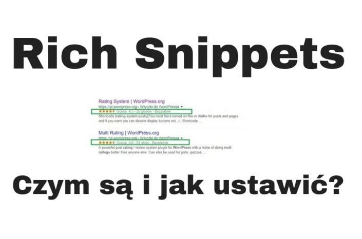 Czym są Rich Snippets i jak je ustawić w WordPress?