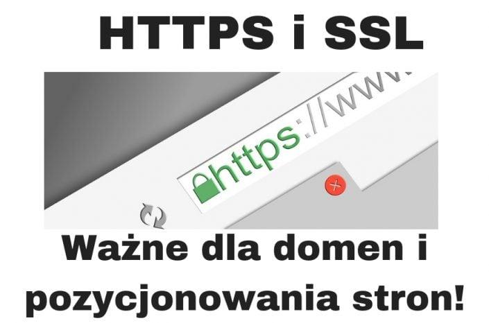 Strony bez https i SSL - czy są bezpieczne?