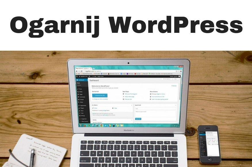 Kurs online Ogarnij WordPress i tworzenie stron www