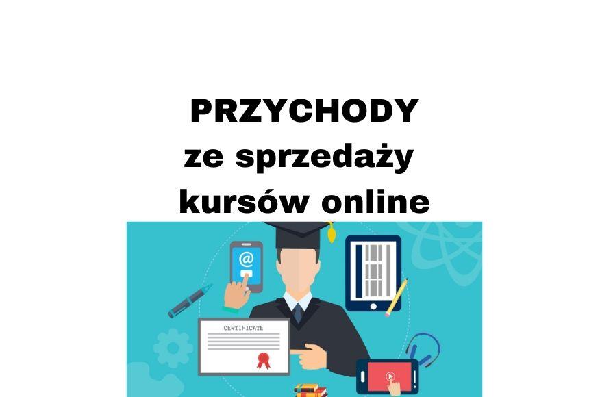 Jak rozliczyć przychody ze sprzedaży kursów online na Udemy