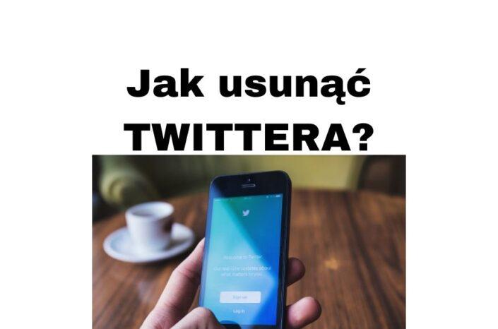 Jak usunąć konto na Twitterze? Instrukcja usunięcia Twittera!