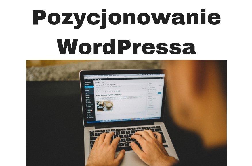 Pozycjonowanie WordPressa stron blogów i sklepów
