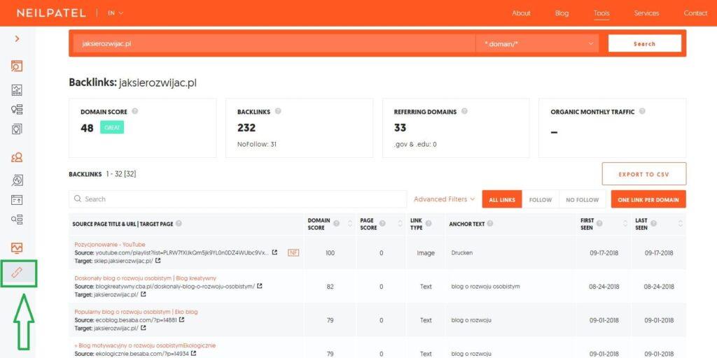 backlinki bloga jaksierozwijacpl o pracy zdalnej, rozwoju, pozycjonowaniu, wordpress