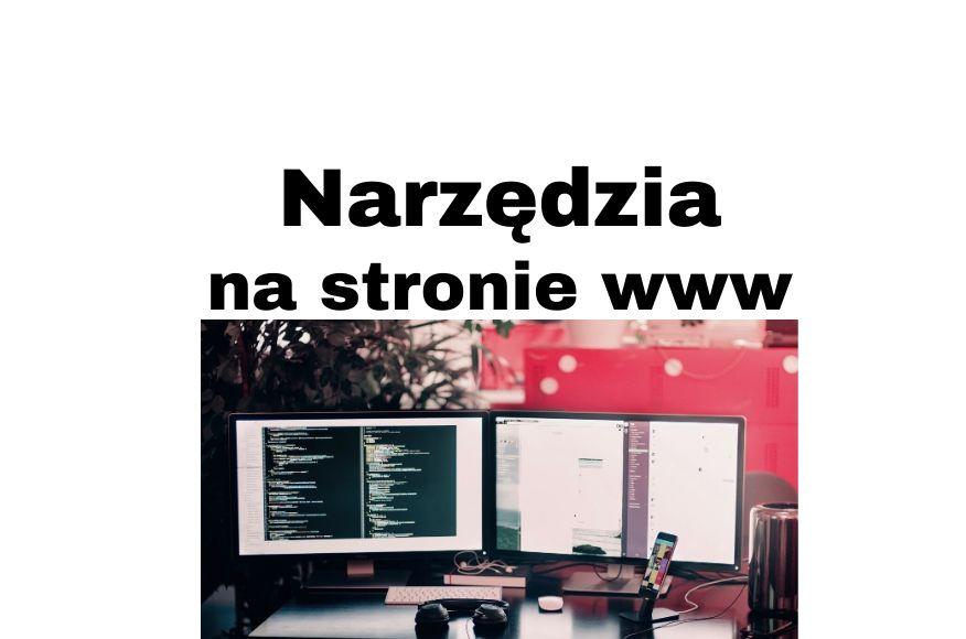 Jak pozycjonować Stwórz Narzędzia na stronie www!