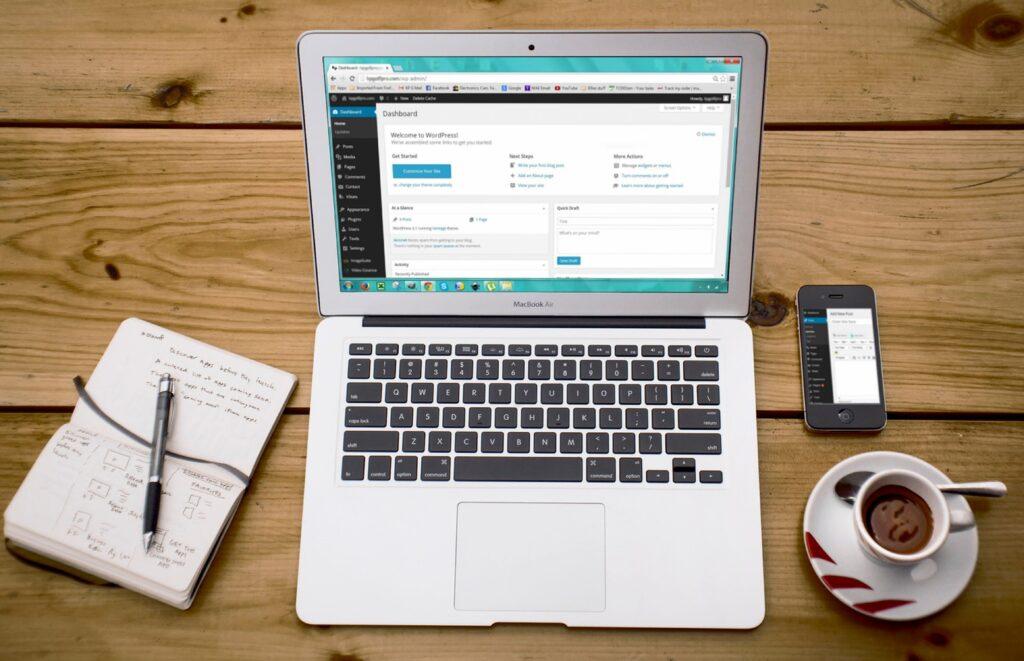 Kurs WordPressa online