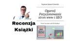 Recenzja książki Ogarnij Pozycjonowanie, SEO i WordPress