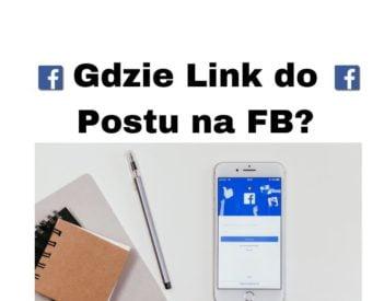 Jak skopiować link do postu na FB / Facebooku? Poradnik Facebook