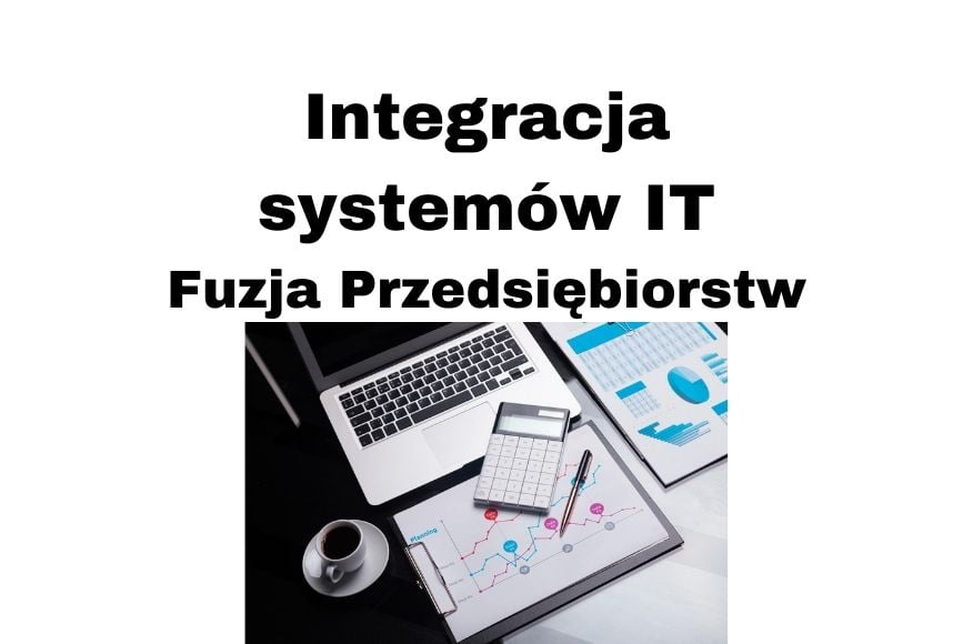 Integracja systemów informatycznych w biznesie - jak przeprowadzić fuzję przedsiębiorstw od strony IT