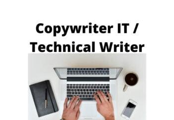 Copywriter IT czyli Technical writer - kto to i jak nim zostać