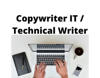 Copywriter IT czyli technical writer - kto to i jak nim zostać?