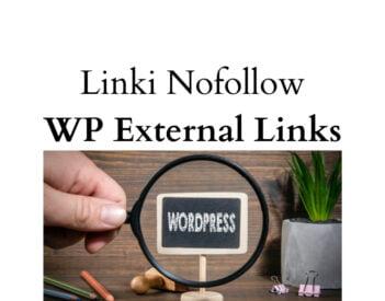 WP External Links - wtyczka ta oznacza linki zewnętrzne jako Nofollow