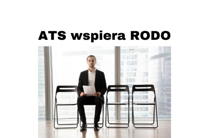 Czy ATS może pomóc w przestrzeganiu RODO?