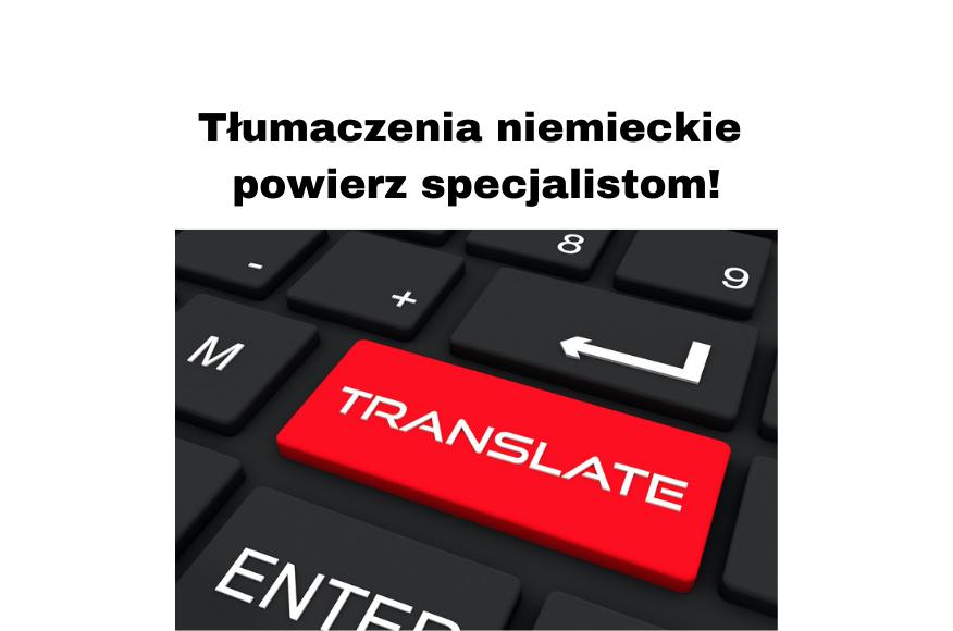 Tłumaczenia niemieckie contentu na stronę internetową - dlaczego warto powierzyć je specjalistom