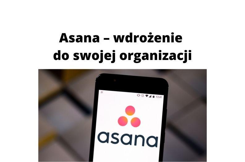 Asana – dlaczego warto wdrożyć ją do swojej organizacji