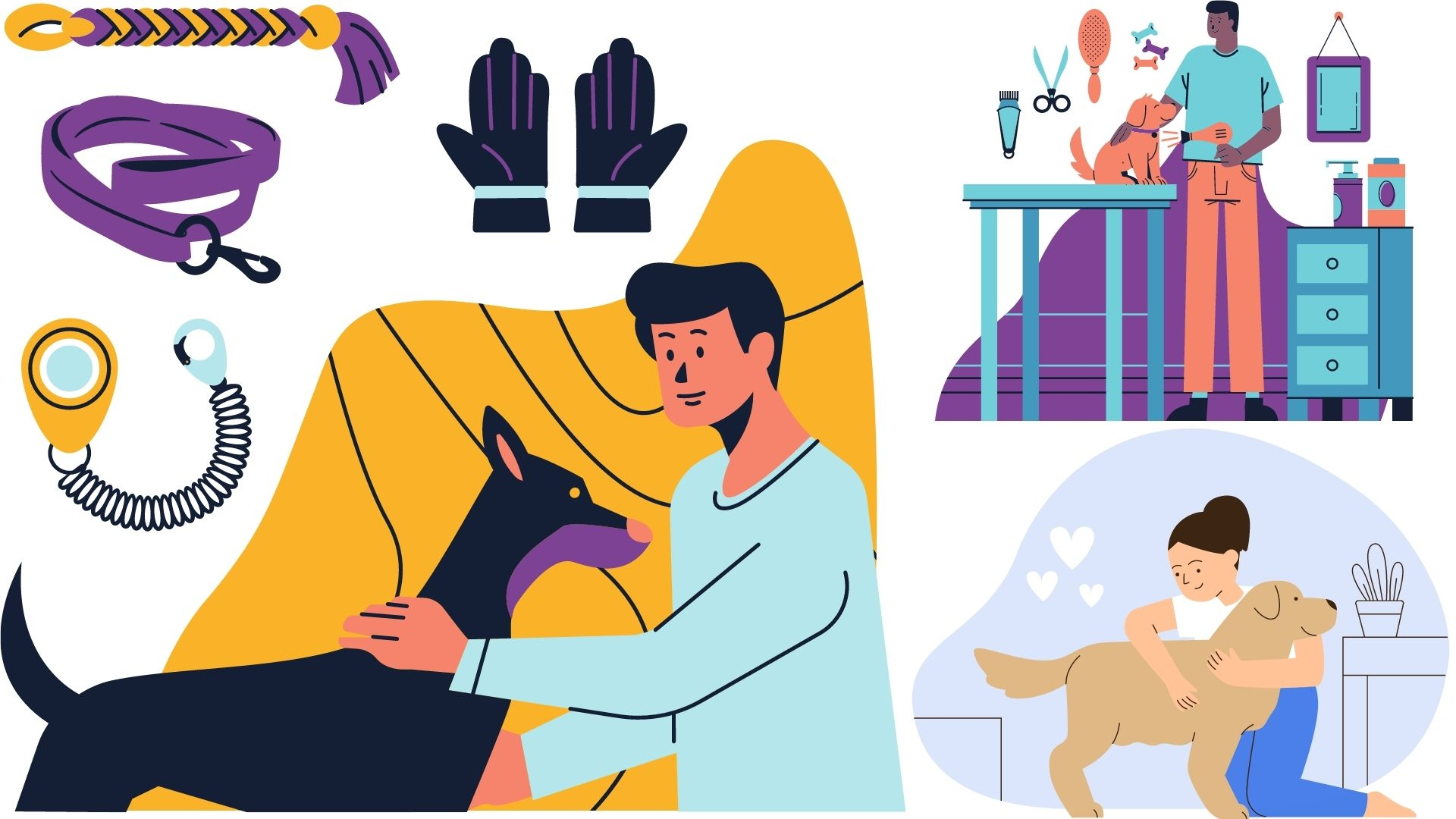 Kurs Wychowanie i szkolenie psa online dla każdego