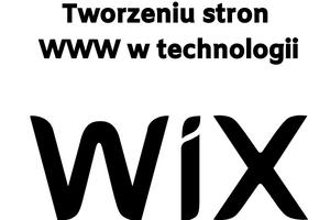 kurs tworzenie stron WWW w technologii WIX