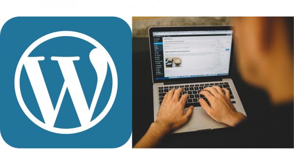 okładka kursu ogarnij wordpressa i tworzenie stron WWW