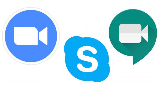 Kurs online Wideokonferencje i szkolenia online przez ZOOM, Skype i Google Meet